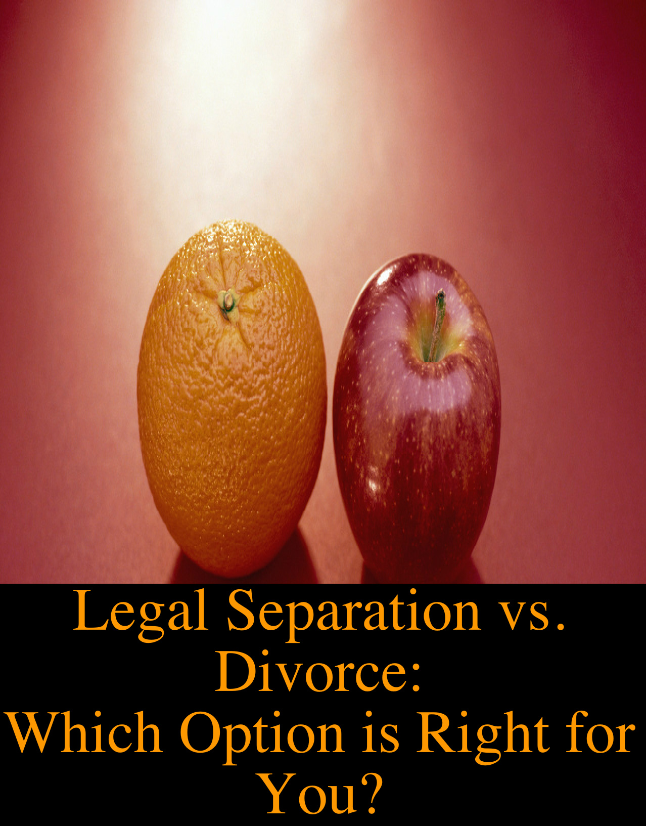 legally separated vs divorced and dating